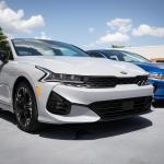 2021 Kia K5 Review Trims Specs Price New Interior Features Exterior Design And Specifications Carbuzz