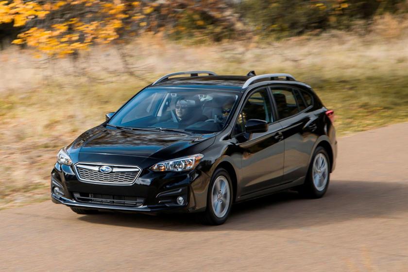 2019 subaru impreza hatchback review