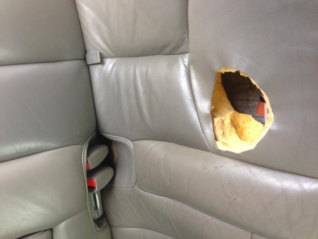 2004 GMC Yukon Seat Heater Fire 1 Complaints