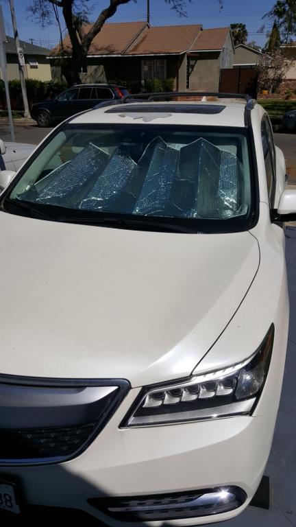2015 Acura Mdx Paint Is Peeling 2 Complaints