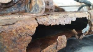 2004 Ford F150 Frame Totally Rusted Out: 21 Complaints