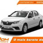 Renault Logan 1 6 16v 4p Flex Expression Branco 2020 0km Dom Motors Carro Limeira