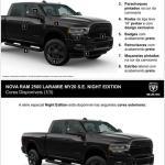 Dodge Ram 6 7 I6 4p 2500 Laramie 4x4 Turbo Diesel Automatico Cabine Dupla Preto 2020 Jaguariuna Veiculos Carro Lorena