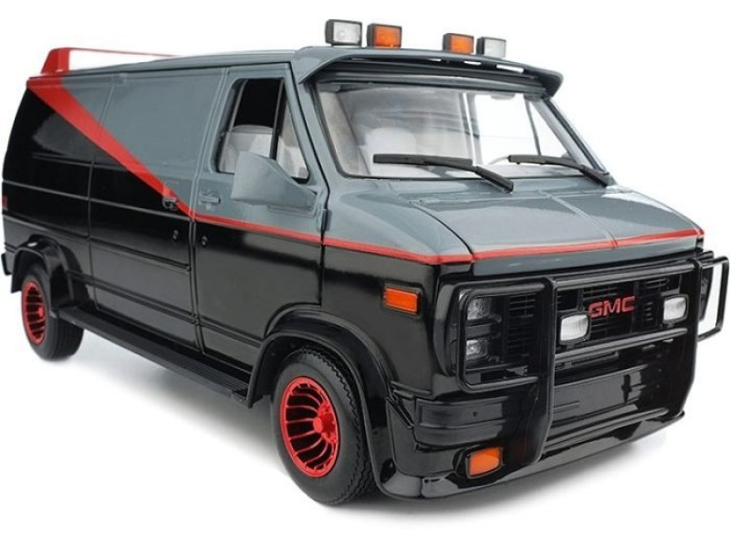 The Best of the 80's TV Model Cars