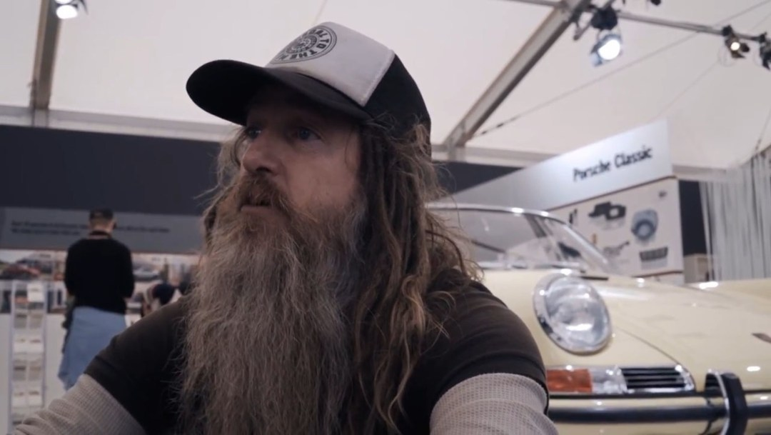 Porsche-fan: 'urban outlaw' Magnus Walker over zijn passie