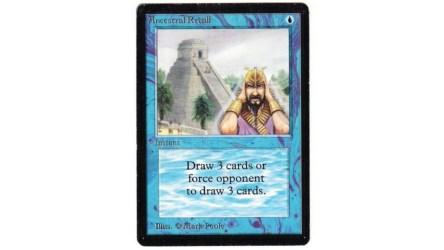 las cartas mas caras de magic