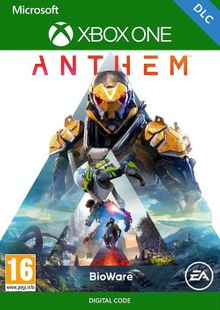Anthem Xbox One DLC cheap key to download