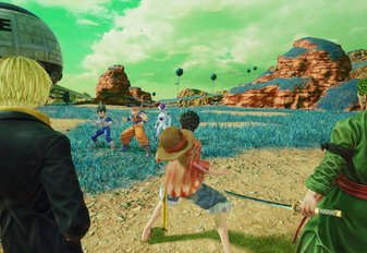 Jump Force Character Pass Xbox One cheap key to download