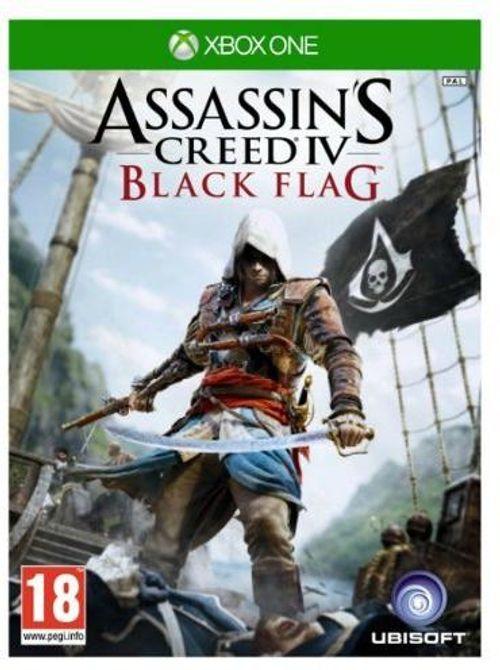 Assassins Creed Iv 4 Black Flag Xbox One Digital Code
