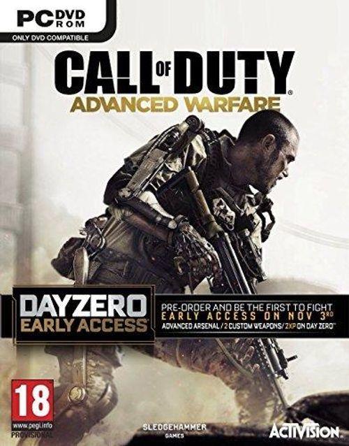 Call of Duty (COD): Advanced Warfare - Day Zero Edition | PC | CDKeys