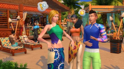 Get The Sims 4 - Island Living Expansion Pack PC cheaper ...