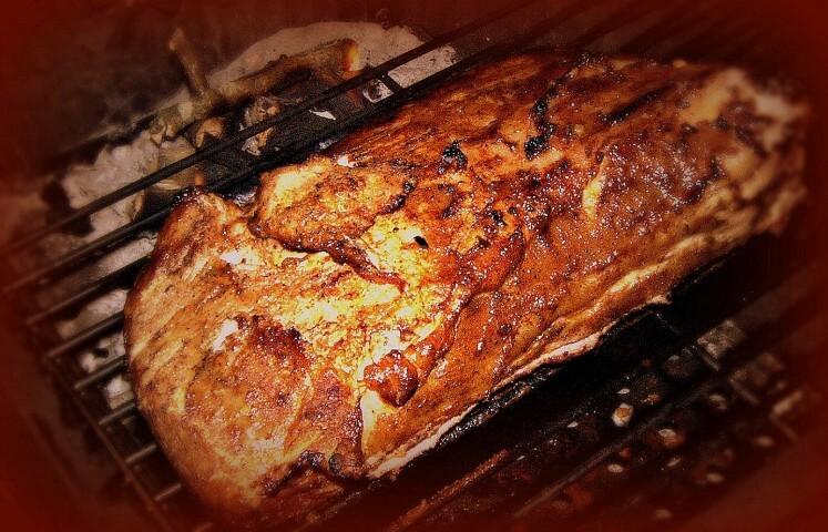 Roast Bag Brown Pork