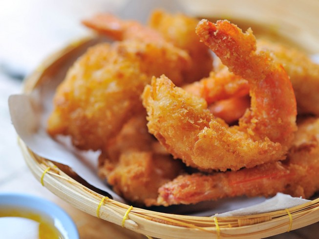 Fried Jumbo Shrimp Red Lobster