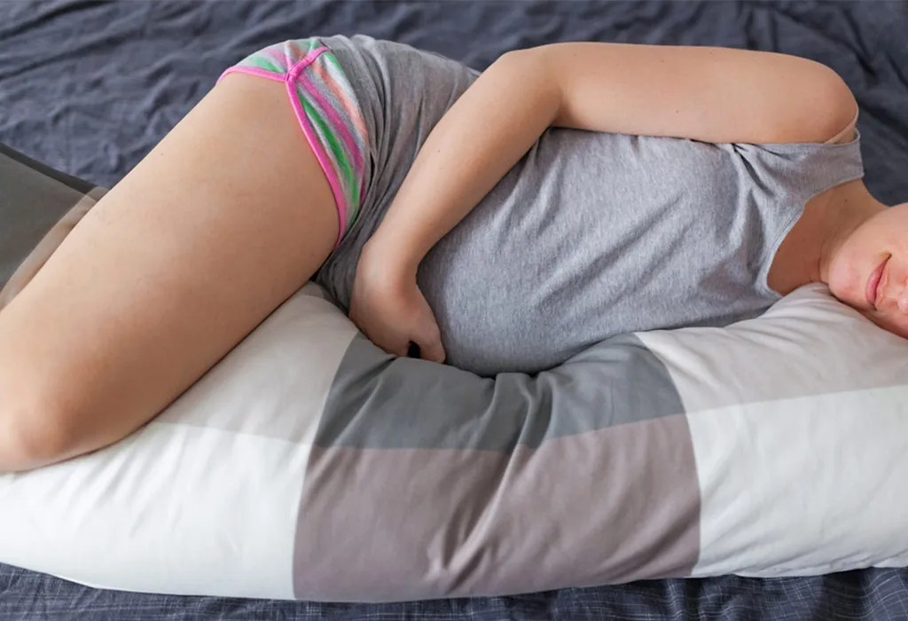 when to start using pregnancy pillow
