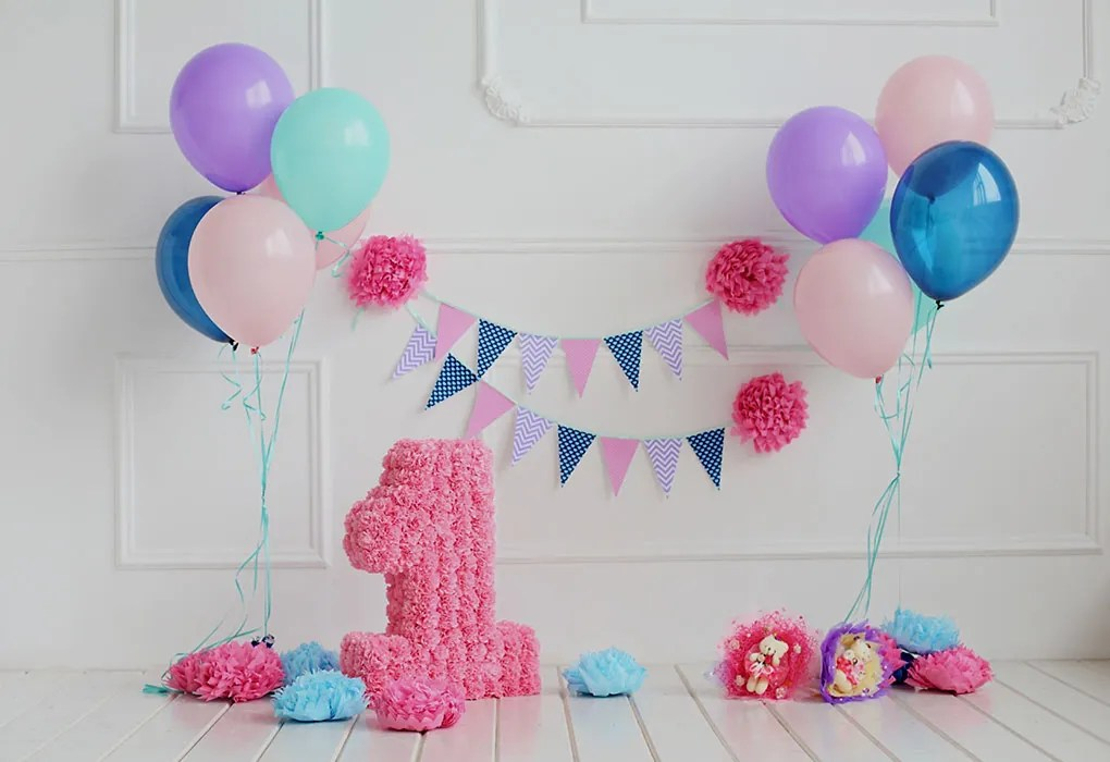 20 Unique First Birthday Party Ideas For Boys Girls
