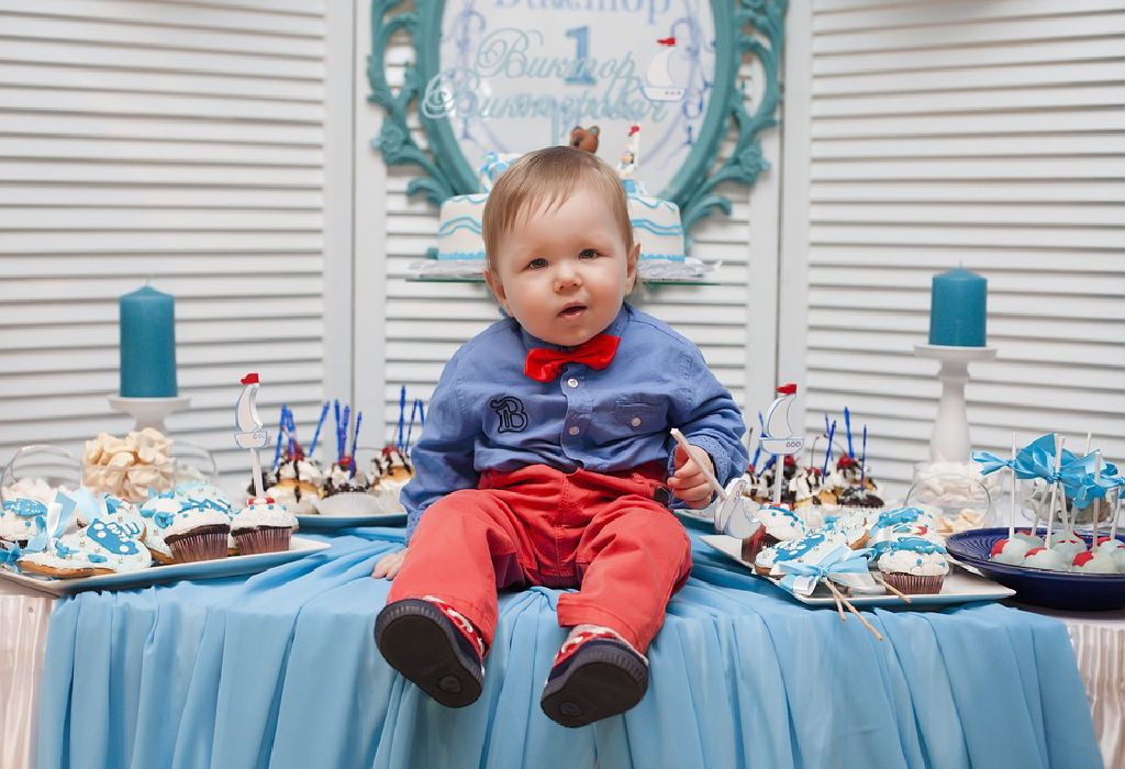 Enlisting A Few First Birthday Themes And Ideas