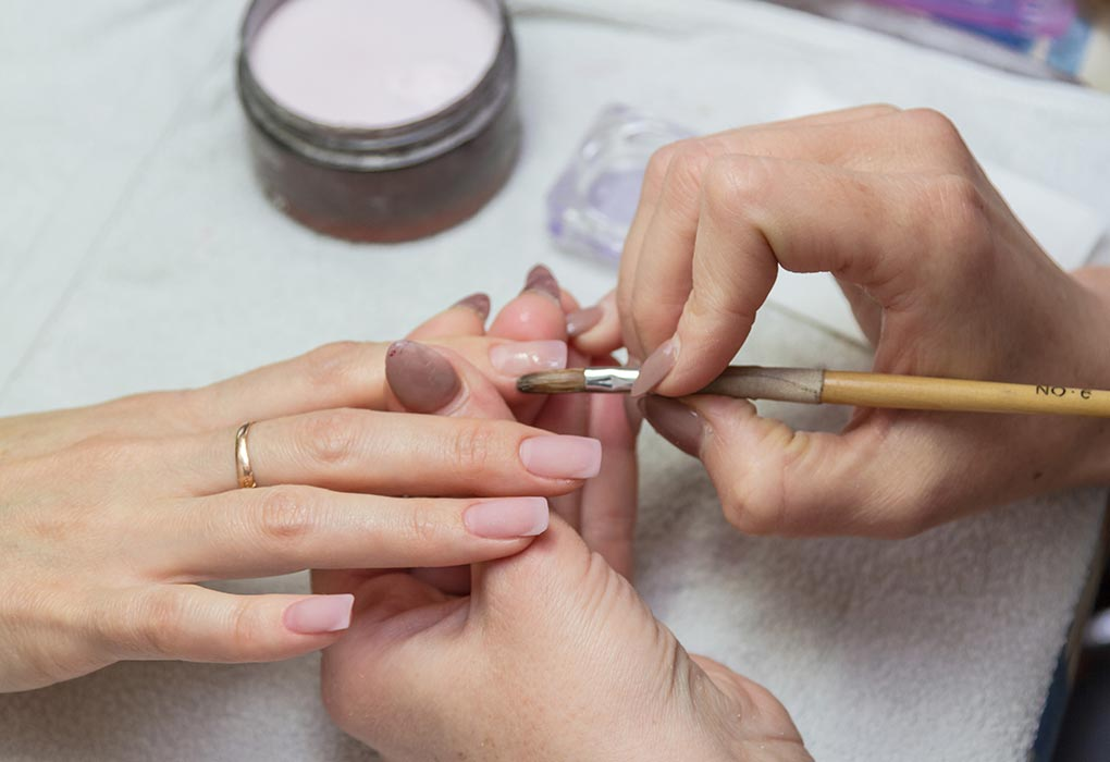 Using Acrylic Nails During Pregnancy Side Effects Precautions