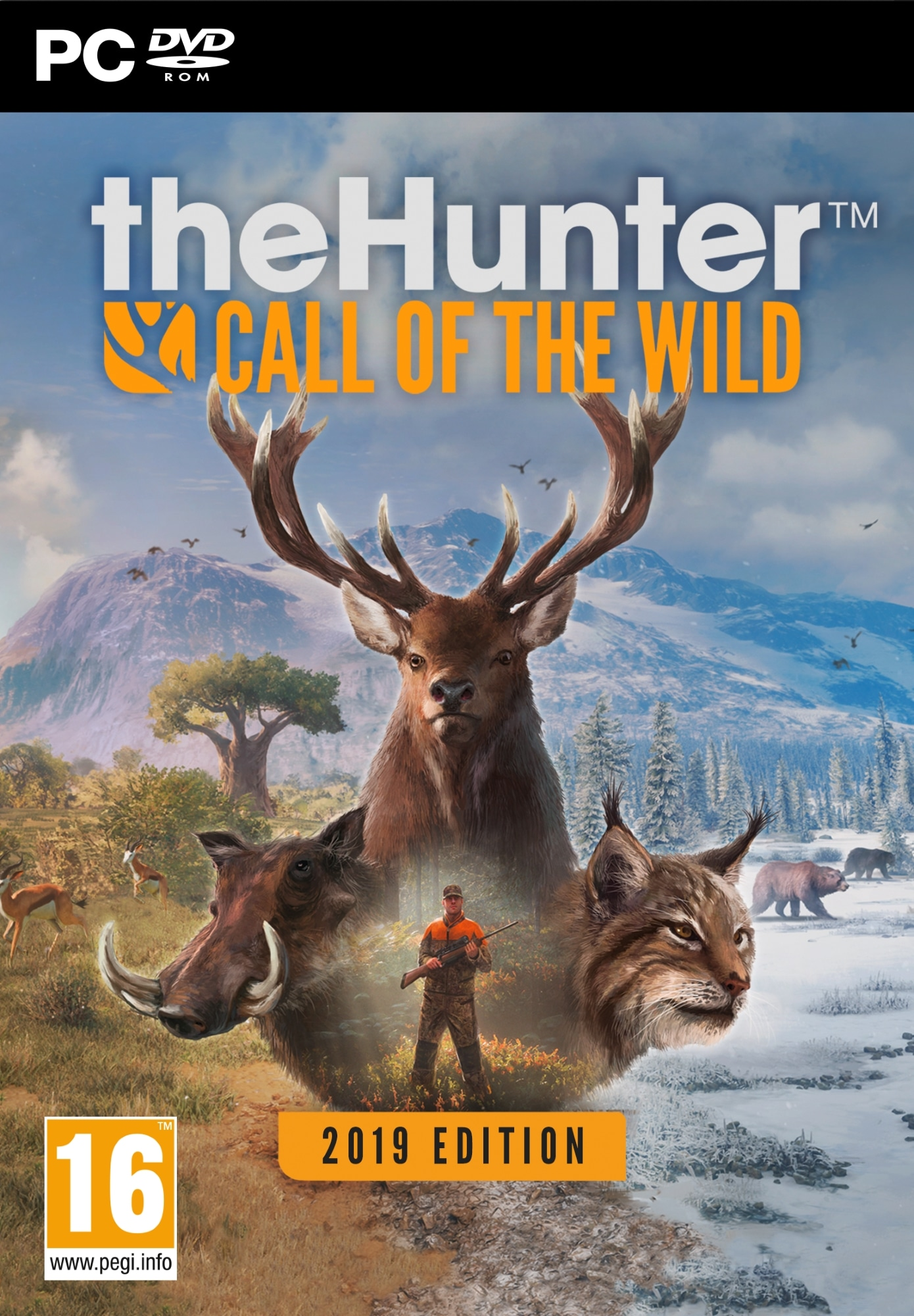 Thehunter Call Of The Wild Edition