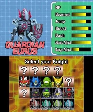 Tenkai Knights: Brave Battle (3DS) Review 2