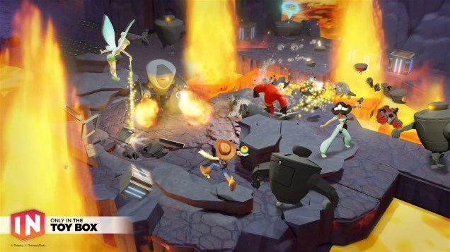 Disney Infinity 3.0 Edition Release Date Announced - 2015-07-08 14:12:48