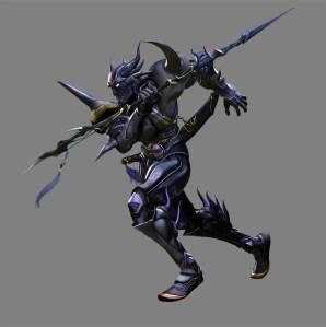 New Screenshots From Dissidia Final Fantasy - 2015-10-26 09:12:55