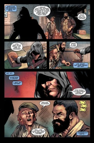 Assassin's Creed #2 (Comic) Review