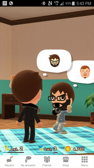 Goodbye Life, Hello Miitomo 2