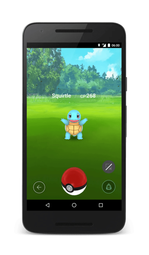 Pokémon GO field test starts today
