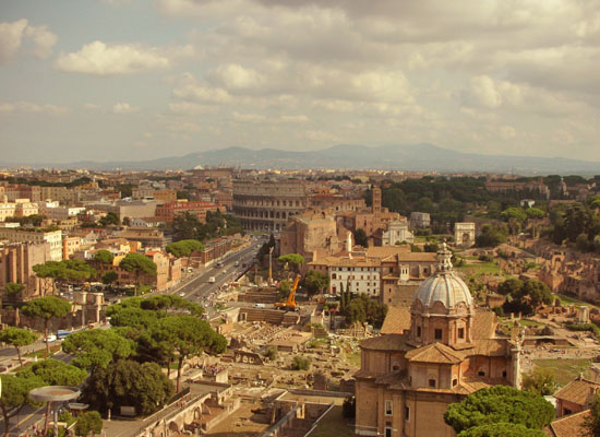A Romantic Saint Valentine Weekend In Rome