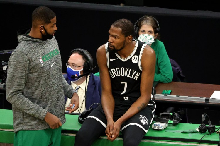 """The Celtics are """"hopeful"""" Tristan Thompson can suit up for ..."""