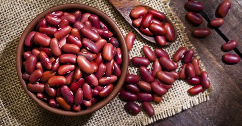 Raw Red Kidney Beans