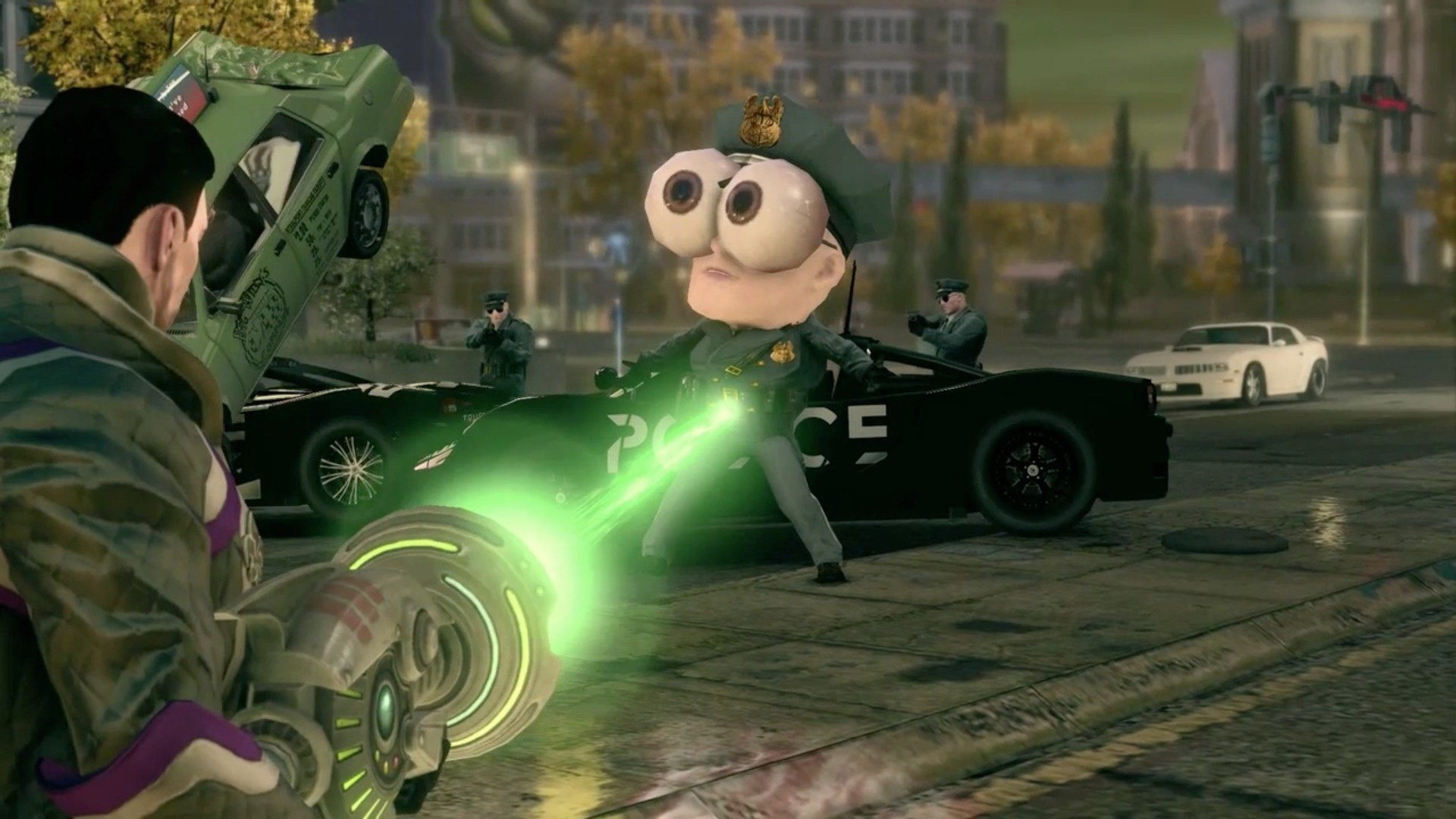 Saints Row IV Hands On Preview For Xbox 360 Cheat Code