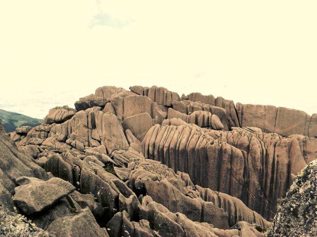 No topo do Pico das Agulhas Negras. Foto: Ola Persson