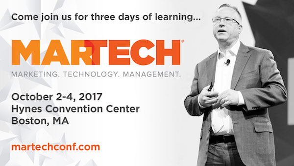 MarTech Boston 2017