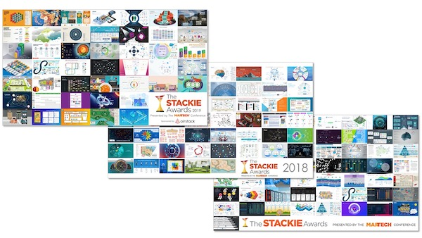 MarTech Stackies 2017-2019: Marketing Tech Stack Awards