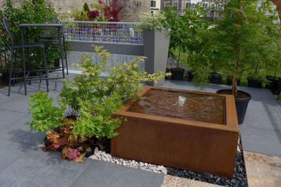 Was ist Cortenstahl? Ein Baumaterial für Haus & Garten   ofivo