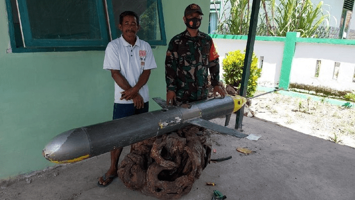 "Australia-Indonesian fishermen catch ""big fish"" suspected of Chinese unmanned submarine-Australia Chinatown"