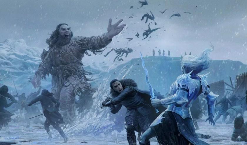 Game of Thrones'tan Yeni Fragman!