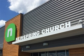 NewSpring Church Hosts Blood Drives at Campuses in South Carolina to Aid Coronavirus Relief Efforts