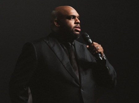 Pastor John Gray Says Keeping Churches Closed During Coronavirus Pandemic 'Takes More Faith'