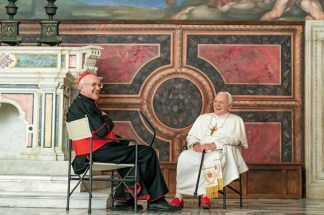 Hayden Royster on The Presence of Two Popes is Causing Division in the Catholic Church. Is This a Good Thing?