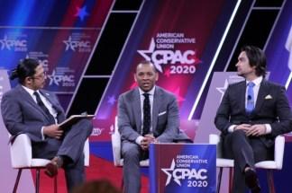 WATCH: CPAC Panelist Warns 'Woke' Culture is Like Seeking 'Salvation from the Mob'