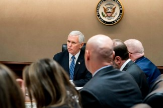 VP Pence Encourages Americans to Continue Praying and Tithing to Their Churches Amid Coronavirus Crisis