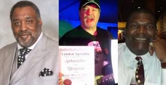 Three Pastors, Isaac Graham of New York, Landon Spradlin of Virginia, and Ronnie Hampton of Louisiana, Die from Coronavirus