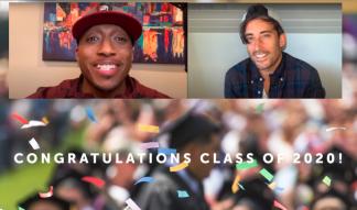 WATCH: Lecrae and Phil Wickham Host Surprise Virtual Concert for 2020 Westmont College Graduates