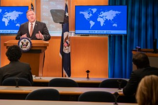 Secretary of State Shares His Faith Journey, Discusses Religious Freedom, How His Faith Influences His Job, and What He Hopes to Accomplish While in Office