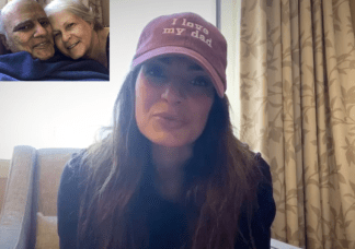 """WATCH: Ravi Zacharias' Daughter Naomi Pays Tribute to Her Father With Heartfelt Message and Shares Performace of His Favorite Hymn """"How Great Thou Art"""""""