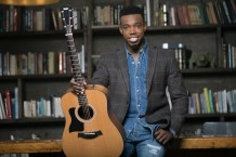 Gospel Artist Jabari Johnson Shares What It Was Like to Lead Worship at George Floyd's Funeral and What the Church Should be Doing About Racial Injustice