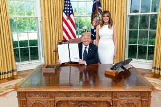 Trump Signs Executive Order Strengthening Foster Care System and Encouraging States to Work With Faith-Based Organizations