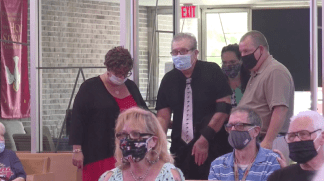 Ohio Pastor Returns to Preach at His Church for the First Time After Being Hospitalized 100 Days for Coronavirus